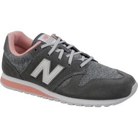 Chaussures New Balance en WL520TLB gris