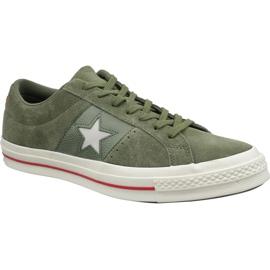 Converse One Star Chaussures 163198C Vert