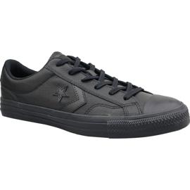 Noir Converse Star Player Ox M 159779C chaussures