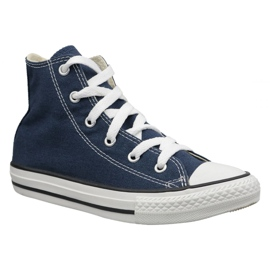 Marine Converse C. Taylor All Star Youth Salut Jr 3J233 chaussures