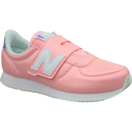Rose New Balance Jr PV220M1 chaussures
