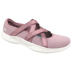 Pourpre Skechers Serene Elation 15847-MVE chaussures violet