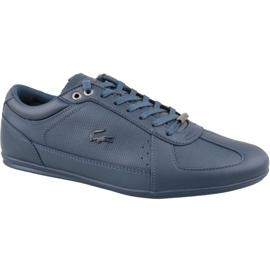Marine Lacoste Evara 119 1 M chaussures 737CMA003195K