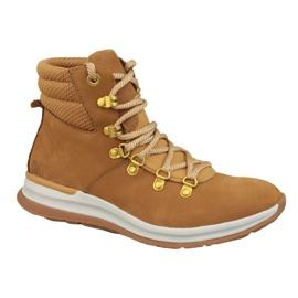 Brun Chaussures Caterpillar Memory Lane dans P310659