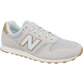 New Balance M ML373NBC chaussures gris