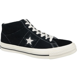 Converse One Star Ox Vintage Vintage Suede M 157701C chaussures noir