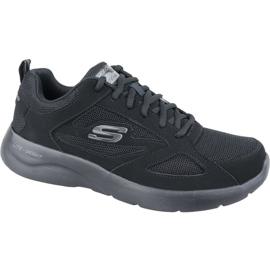 Chaussures Skechers Dynamight 2.0 M 58363-BBK noir