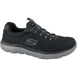 Chaussures Skechers Summits M 52811-BKCC noir