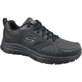 Chaussures Skechers Flex Advantage M 51461-BBK noir
