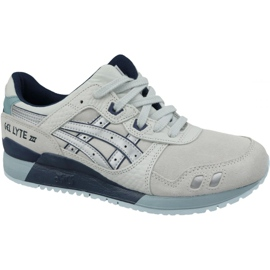 Gris Chaussures Asics Gel-Lyte Iii M 1191A201-020