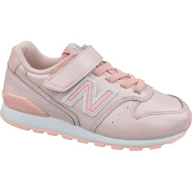 New Balance Jr YV996GB chaussures rose