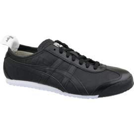 Asics noir Onitsuka Tiger Mexico 66 U chaussures 1183A443-001