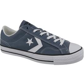 Converse Player Star Ox M 160557C chaussures bleu