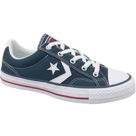 Converse chaussures Star Player Ox U 144150C marine