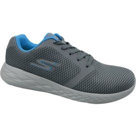 Gris Skechers Go Run 600 M 55061-CCBL chaussures