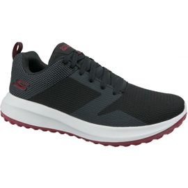 Noir Chaussures Skechers On The Go M 55330-BKW