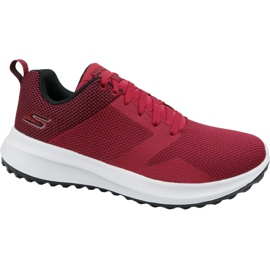 Rouge Chaussures Skechers On The Go M 55330-RDBK