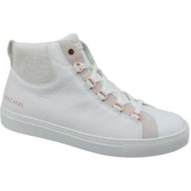 Blanc Chaussures Skechers Core Street Set Hi Hi 73581-WHT