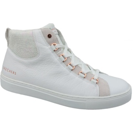 Chaussures Skechers Core Street Set Hi Hi 73581-WHT blanc