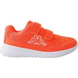Orange Kappa Cracker Ii Jr 260647K 2910 chaussures