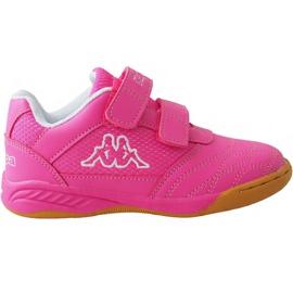 Kappa Kickoff Oc Jr260695K 2210 chaussures rose