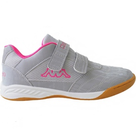 Kappa Kickoff T Jr 260509T 1522 chaussures gris