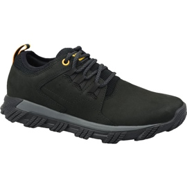 Chaussures Caterpillar Electroplate Leather M P723551 noir