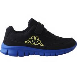 Noir Kappa Follow Bc Kids 260634K 1160 chaussures