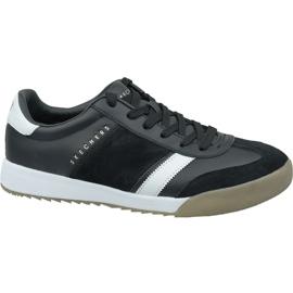 Noir Chaussures Skechers Zinger-Scobie M 52322-BKW