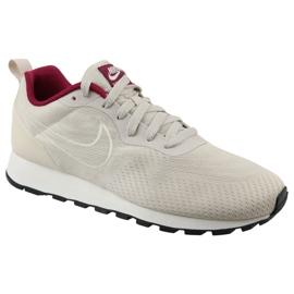 Chaussures Nike Md Runner 2 Eng Mesh W 916797-100 blanc