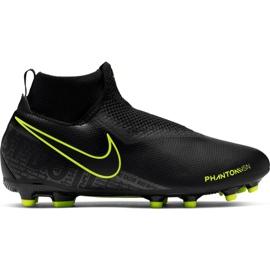 Chaussures de football Nike Phantom Academy Df FG / MG Jr AO3287-007