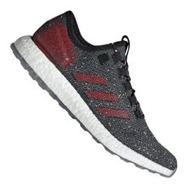 Gris Adidas PureBoost M B37777 chaussures
