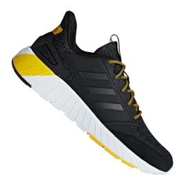 Noir Chaussures Adidas Questarstrike M G25770