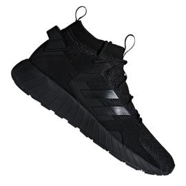 Noir Chaussures Adidas Questarstrike Mid M G25774