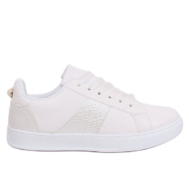 White X93 Sneakers blanches pour femmes