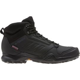 Noir Chaussures Adidas Terrex AX3 Beta Mid M G26524