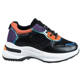 SHELOVET Sneakers Casual noir