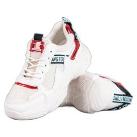 SHELOVET Chaussures de sport confortables brun