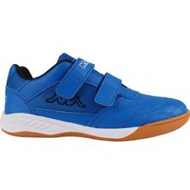 Bleu Kappa Kickoff Jr 260509K 6011 chaussures