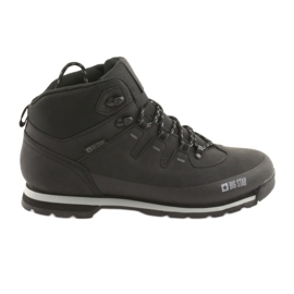 Big Star 174437 Black Sports Trekking noir