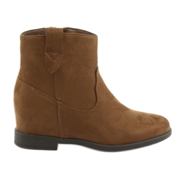 Filippo brun Bottines marron 1052