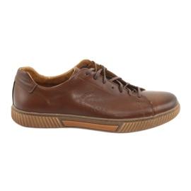 Brun Riko 893 chaussures de sport marron