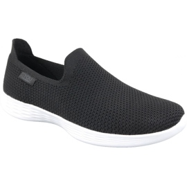 Noir Skechers You Define W chaussures 14956-BKW