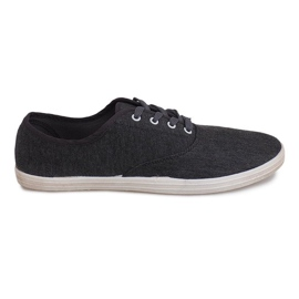Gris Matériel Sneakers ZS-001