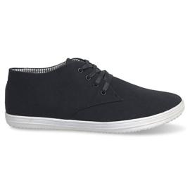 Noir Baskets montantes à la mode 3232 Black