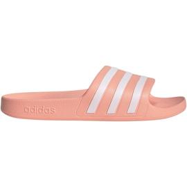Rose Adidas Adilette Aqua W EE7345 pantoufles