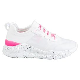 Kylie blanc Chaussures de sport classiques