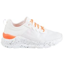 Kylie Chaussures de sport classiques blanc