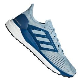 Gris Chaussures Adidas Solar Glide St M D97074