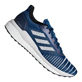 Bleu Adidas Solar Drive M G28966 chaussures